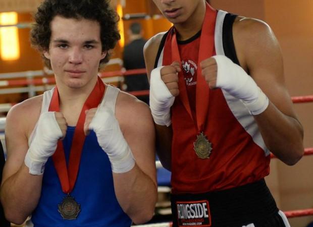 2014CDNJY, champion, athlète, boxe Lévis, combat