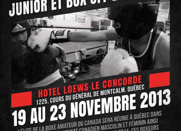 Championnats canadiens de boxe